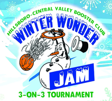 Winter Wonder Jam 3 on 3 Basketball Tourney!