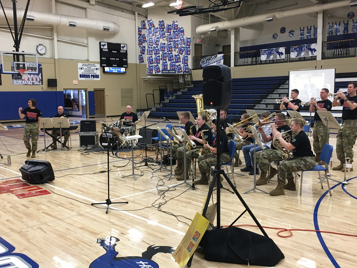 National Guard Army Band